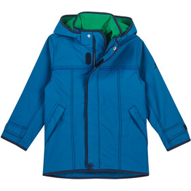 Finkid Joiku Outdoor Parka Kids seaport/navy